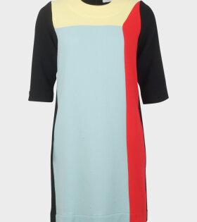 Peter Jensen - Color Block Dress