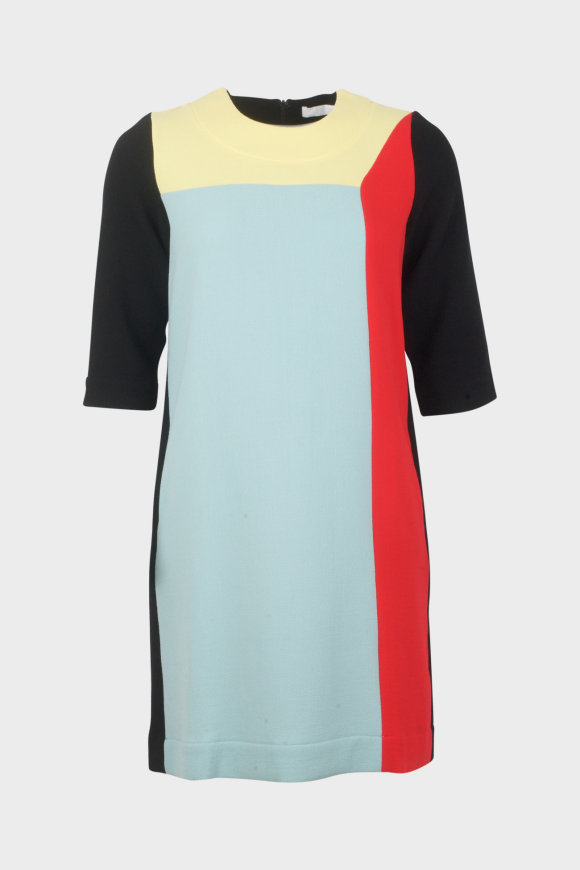Peter Jensen - Color Block Dress