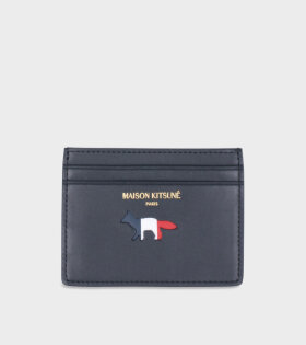Tricolor Card Holder