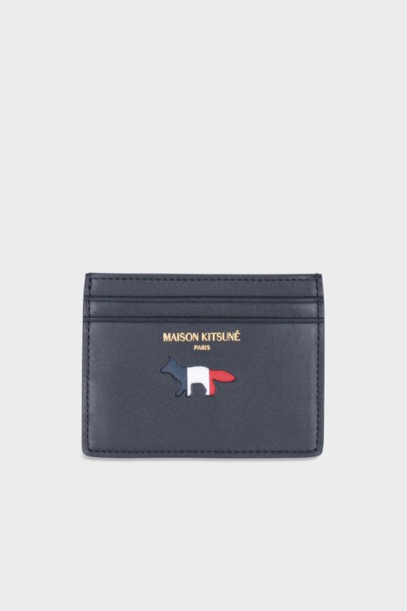Tricolor Card Holder