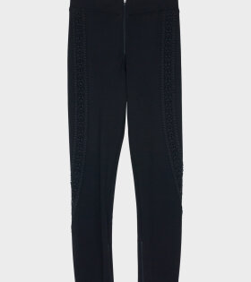 Ganni - Pants Newkirk Black