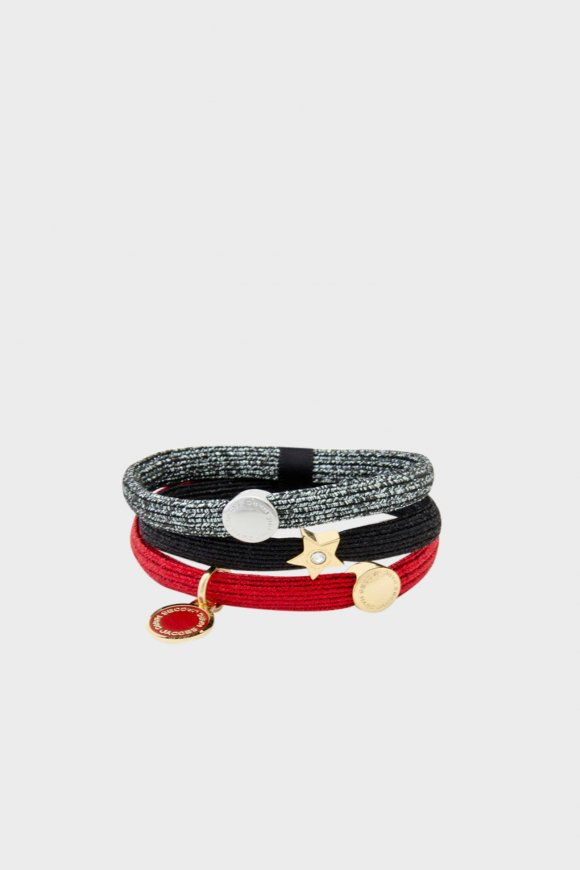 Marc Jacobs - Cluster Pony red/enamel