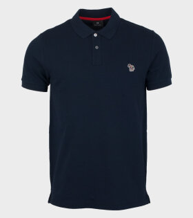 M2R-534L-AZBRA Polo Shirt Navy