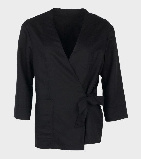 Sally Wrap Belt Jacket