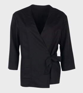 Sally Wrap Belt Jacket
