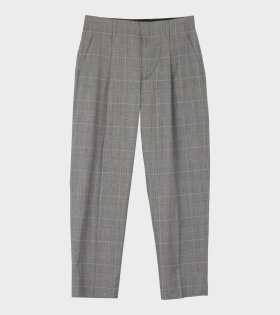 Simone Checked Trousers