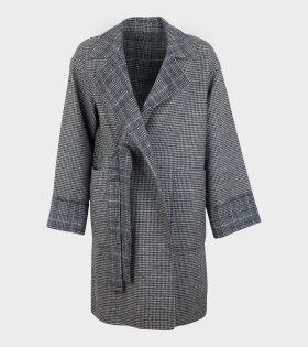 Easy Jacket Dark Grey Melange