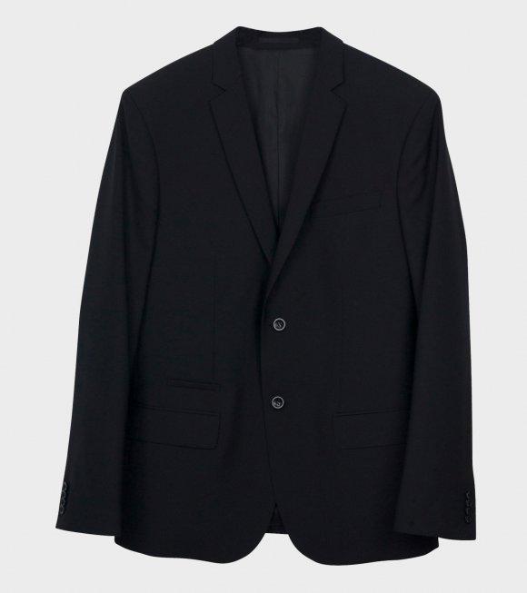 Filippa K - Rick Cool Wool Jacket Black