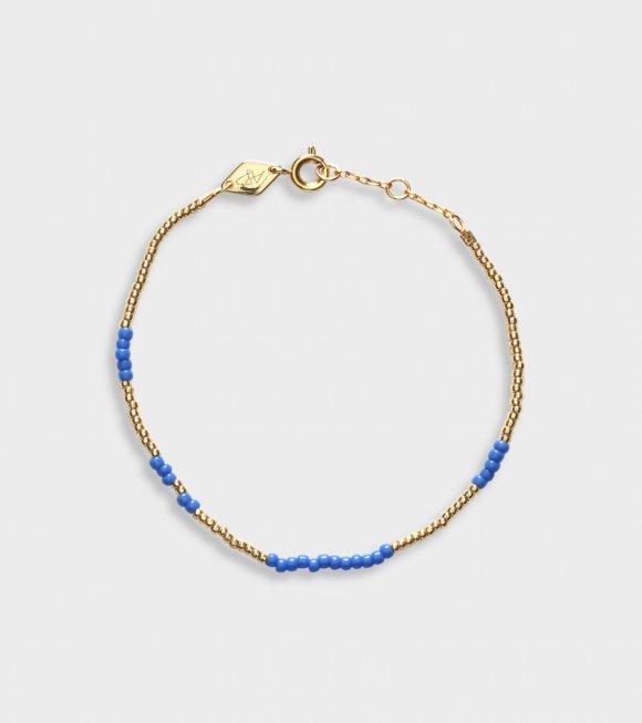 Anni Lu - Asym Bracelet Blue