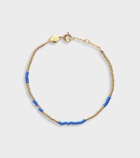 Asym Bracelet Blue
