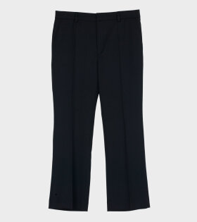 Hudson Twill Cropped Trousers