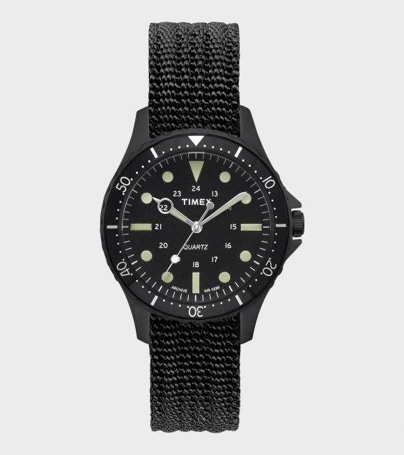 Timex - Navi Harbor Black
