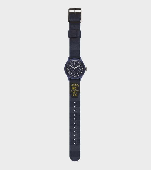 Timex - MK1 Resin Blue