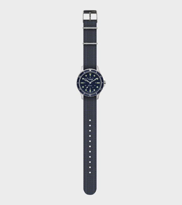Timex - Navi Harbor Blue