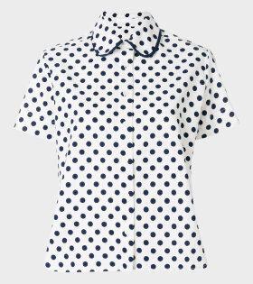Peter Jensen Gather Dot Shirt Polka - dr. Adams
