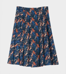 Peter Jensen Lugano Pleated Skirt - dr. Adams