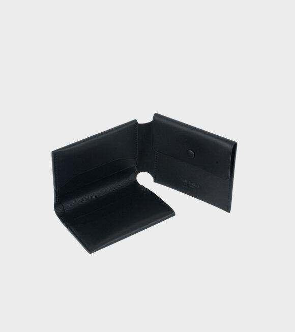 Acne Studios - FN-UN-SLG Wallet Black