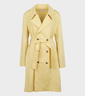 Piscine Trenchcoat Yellow