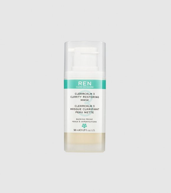 REN Skincare - ClearCalm 3 Clarity Restoring Mask