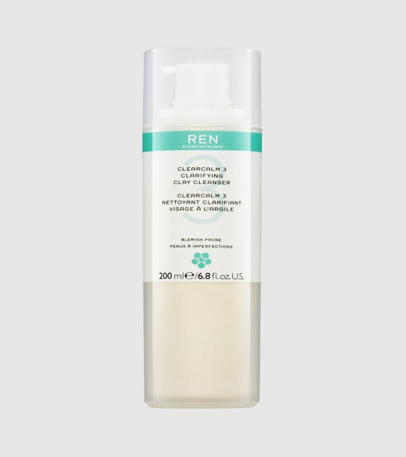REN Skincare - Clearcalm 3 Clarifying Clay Cleanser