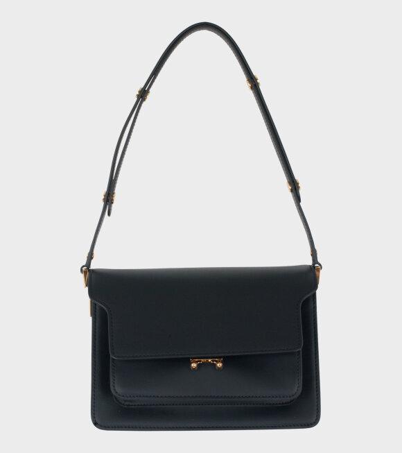 Marni - Medium Trunk Bag Black