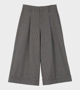 Far Trouser Beige Check