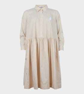 Classic Smock Shirt Dress
