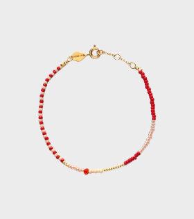 Mess Bracelet Ruby