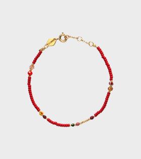 Bazaar Bracelet Cranberry