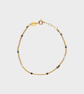 Willow Bracelet Pale Gold