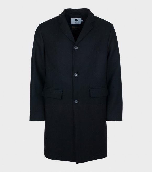 NN07 - Lamont Coat Black