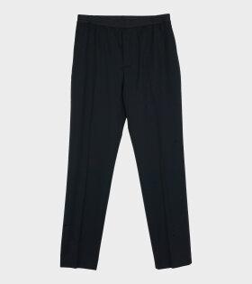 Elastic Wb Trouser