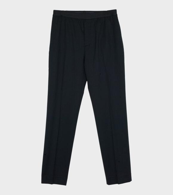 Helmut Lang - Elastic Wb Trouser Black