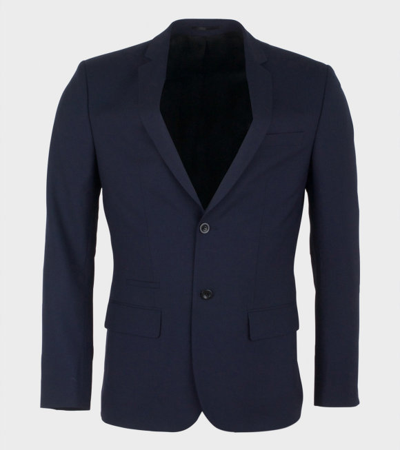 Filippa K - Rick Cool Wool Jacket Navy