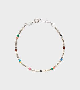 Confetti Bracelet Silver