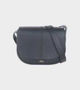 A.P.C - Betty Shoulder Bag Black