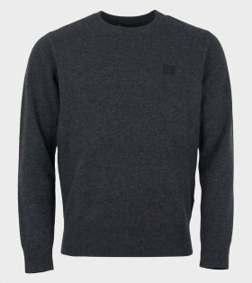 Acne Studios Nalon Face Knit - dr. Adams
