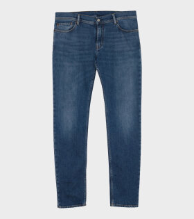 Acne Studios North Dark Blue jeans - dr. Adams