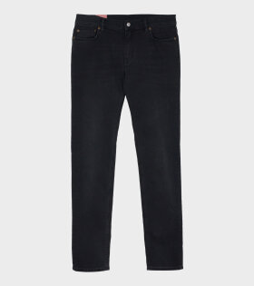 Acne Sudios North Used Black Jeans - dr. Adams