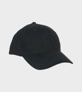 LOGO SUEDE Baseball Cap