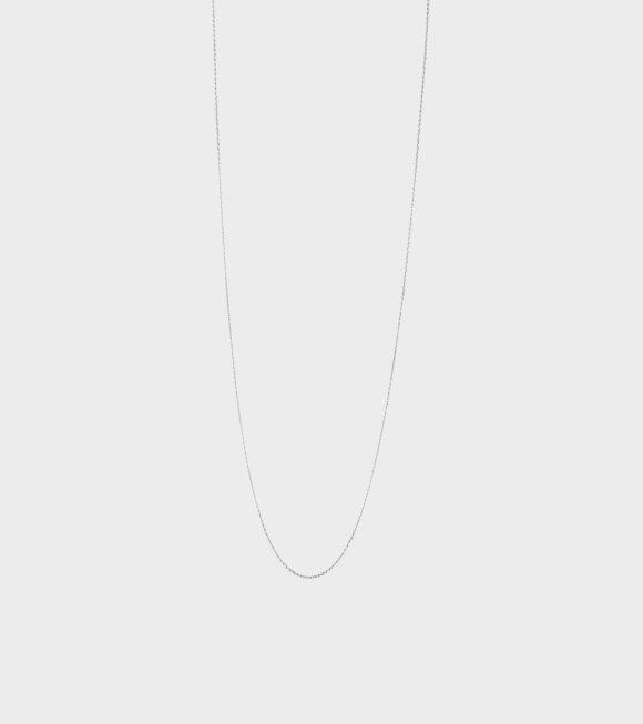 Jane Kønig - Anchor Chain Silver
