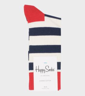 SA01-045 Stripe sock