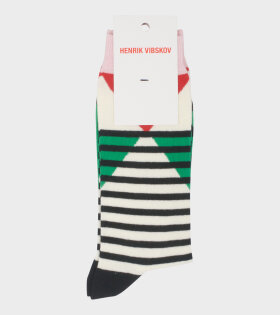 Henrik Vibskov Harmony Socks S502 522/622