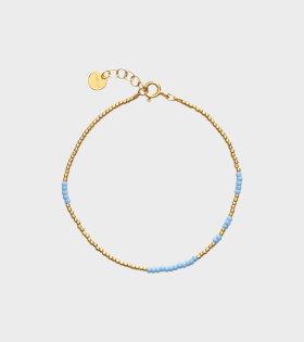 1035 Asym Bracelet Light Blue
