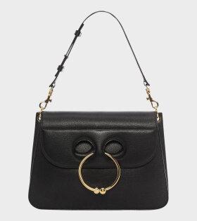 Medium Pierce Bag Black