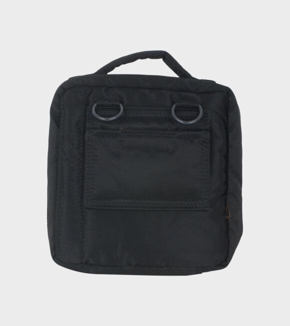 Porter - Tanker Shoulder Bag Square B T Black