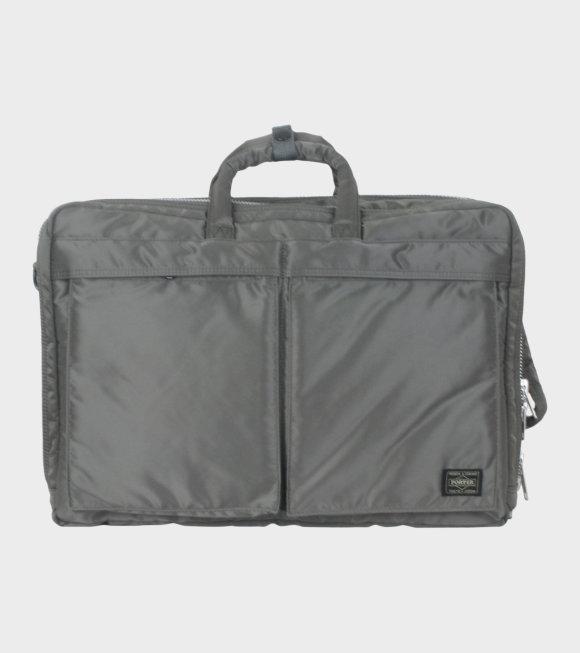 Porter - Tanker 3Way Breif Case Grey