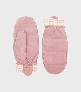 Annabelle Mitt Pink