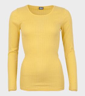 101 Rib Yellow