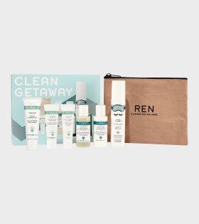 REN Skincare - Clean Getaway Experience Kit 2